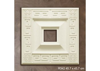 Grand Decor Rozet R342 (45,7 cm x 45,7 cm)