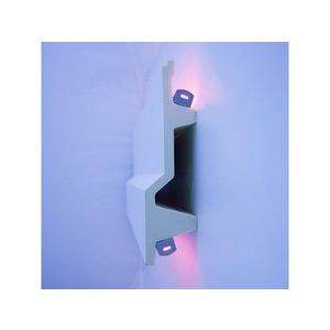Grand Decor PU - LED sierlijst voor indirecte verlichting, KF707 (179 x 45 mm), lengte 2 m