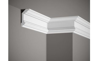 Grand Decor Kroonlijst P923 (100 x 55 mm), polyurethaan, lengte 2 m
