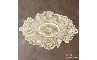 Grand Decor Rozet R119 diameter 80 x 50 cm