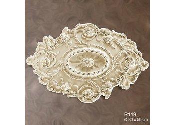 Grand Decor Rozet R119 diameter 74 x 48,5 cm (R22)