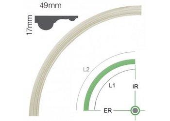 Grand Decor Rozet ring RL735 radius 54,7 cm / 50 cm (4 delen)