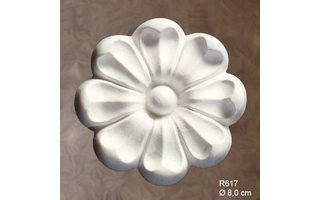 Grand Decor Rozet R617 diameter 8,0 cm