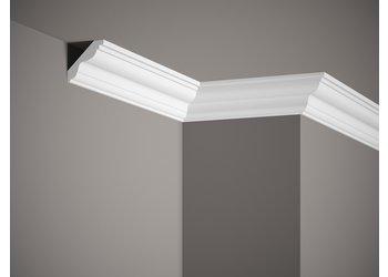 Grand Decor Plafondlijst K242 / P931 (55 x 50 mm), polyurethaan, lengte 2 m