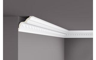 Grand Decor Kroonlijst C755 (130 x 120 mm), polyurethaan, lengte 2 m