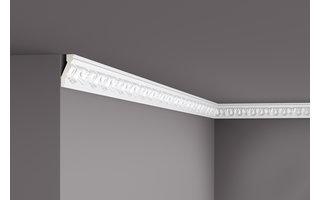 Grand Decor Kroonlijst C747 (64 x 30 mm), polyurethaan, lengte 2 m