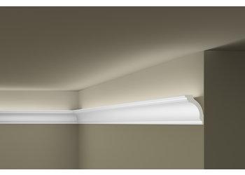 Allegro Allegro AL14 (75 x 50 mm), sierlijst polyurethaan, lengte 2 m