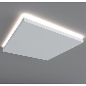 Lijst & Ornament Rozet QR005 LED vierkant 60 x 60 cm