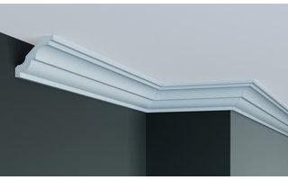 Grand Decor Kroonlijst P809 (64 x 60 mm), polyurethaan,  lengte 2 m