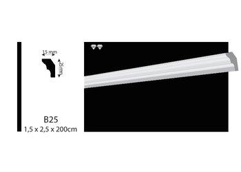 Vidella VB25 (15 x 25 mm), lengte 2 m