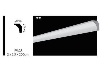 Vidella VM23 (20 x 23 mm), lengte 2 m