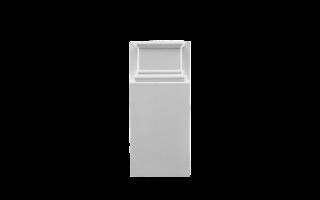 Grand Decor Plintneut D492N (25 x 9,5 Ñ… 3 cm), polyurethaan