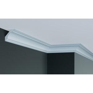 Grand Decor Kroonlijst P936 (55 x 55 mm), polyurethaan, lengte 2 m