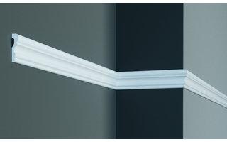 Grand Decor Kaderlijst CR807 (54 x 15 mm), polyurethaan, lengte 2 m