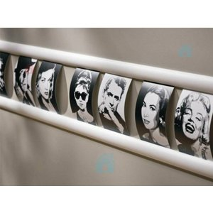 Vidella Wandlijst SR1 (40 x 15 mm), lengte 2 m