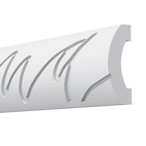 Vidella Wandlijst SR3 (40 x 15 mm), lengte 2 m