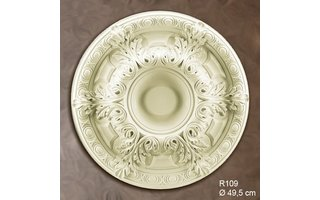 Grand Decor Rozet R109 diameter 49,5 cm