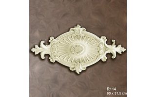 Grand Decor Rozet R114 diameter 60 x 31,5 cm
