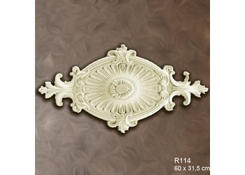 Grand Decor Rozet R114 diameter 60 x 31,5 cm (R1)