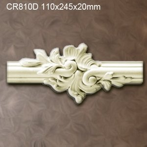 Grand Decor CR810D Sierstukjes (110 x 245 mm), polyurethaan, set (4 stuks)