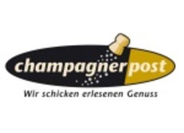 Champagner Versand - Champagner als Geschenk mit Karte zum genauen Termin verschicken lassen
