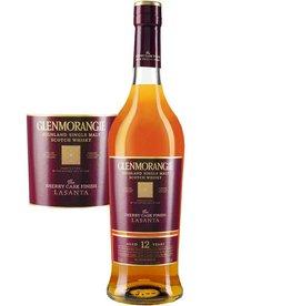 Glenmorangie Whisky 12 Jahre Lasanta