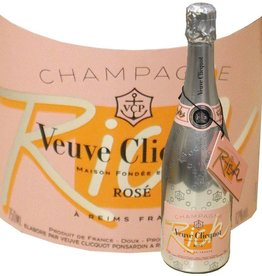 Veuve Clicquot Champagner Rich rosé  0,75 l