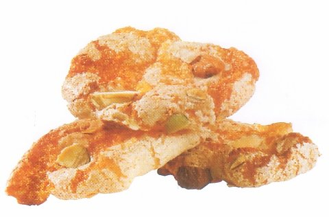 Maison Bruyère Biscuits Croquants de Cordes in der 90 g Packung
