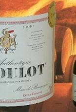 Jacoulot Authentique Marc de Bourgogne kräftiger Tresterbrand aus dem Burgund