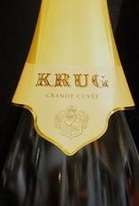 Krug Champagner Grande Cuvée in aufklappbarer Geschenkpackung