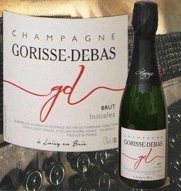 Gorisse-Debas Champagner Brut klein