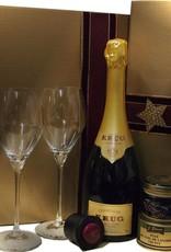 Krug Champagner Grande Cuvée zu einem besonderen Anlaß schenken