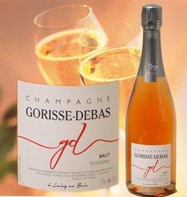 Gorisse-Debas Champagner Rosé