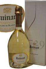 Ruinart Champagner Blanc de Blancs Champagner in aufklappbarer Geschenkbox