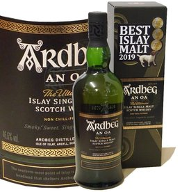 Whisky Ardbeg  Islay Single Malt An Oa