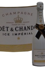 Moet & Chandon Champagner Imperial Ice für perfekten Champagnergenuß auf Eis exklusives Geschenkpaket mit Champagnerbechern und Eiswürfelform