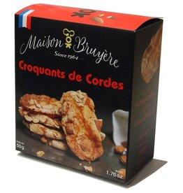 Maison Bruyère Biscuits Croquants de Cordes 50 g Packung