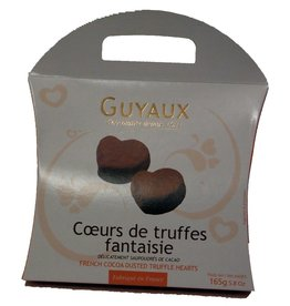Chocolaterie Guyaux Herzen Truffes Fantaisie