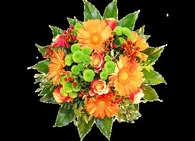 flotte Blumen