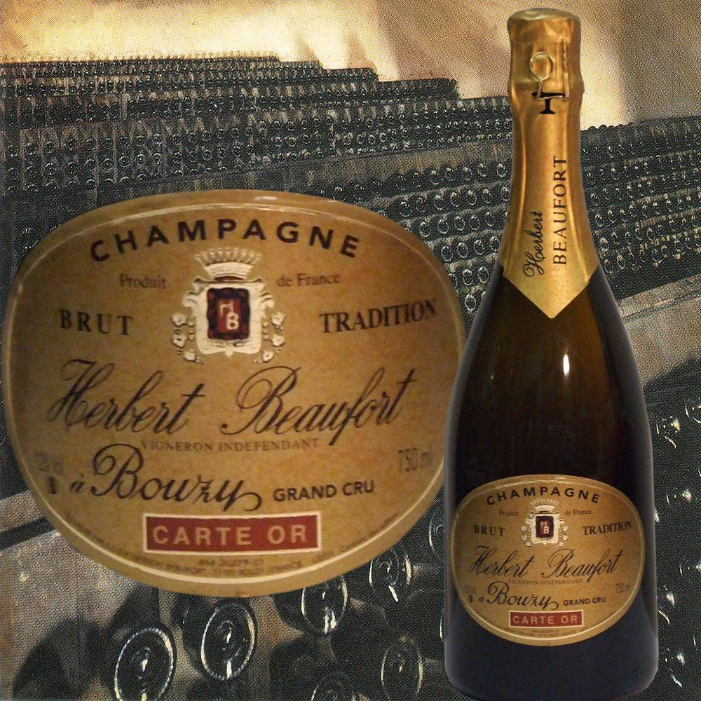 Herbert Beaufort Champagner Grand Cru Carte Or