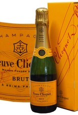 Veuve Clicquot Champagner Brut Carte Jaune kleine Flasche