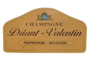 Driant-Valentin Champagner