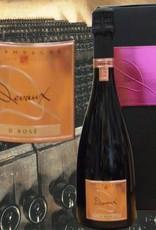 Devaux Champagner Cuvée D Rosé im Geschenkkarton ausgezeichnet mit Gold bei Mundus Vini 2015