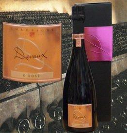 Devaux Champagner Cuvée D rosé
