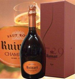 Ruinart Champagner Rosé in raffinerter Geschenkbox