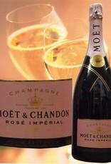 Moet & Chandon Champagner der große fruchtige Rosé aus dem Champagnerhaus Moet & Chandon in der Magnumflasche