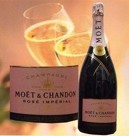 Moet & Chandon Champagner Rosé brut Impérial Magnumflasche