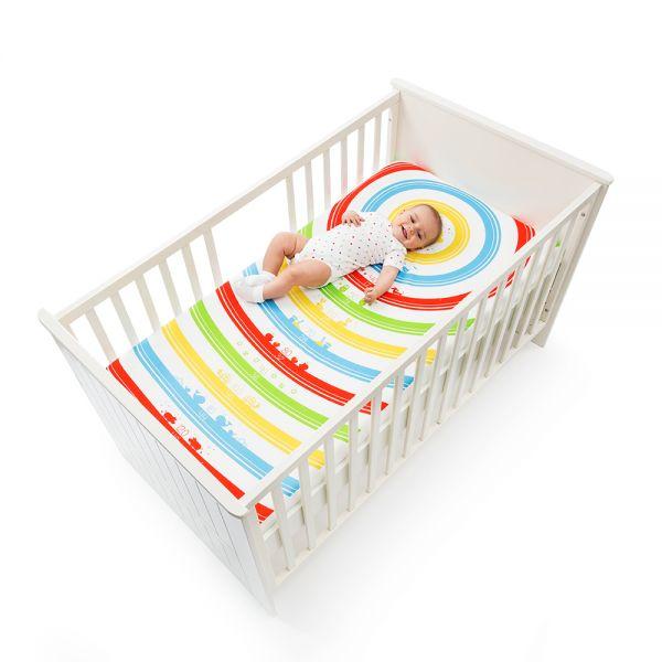 Donkey Babybettbezug Grow up, staunen Sie über das Wachstum Ihres Babies