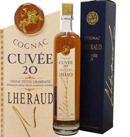 Cognac L'heraud Cuvée 20