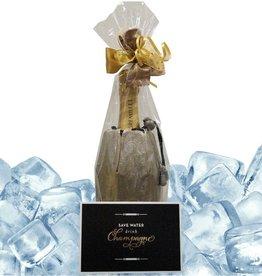 Gremillet Champagner Geschenkset Champagner mit Kühlmanschette